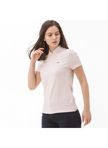 Lacoste Kadın Polo Tişört PF0902.02P Pembe